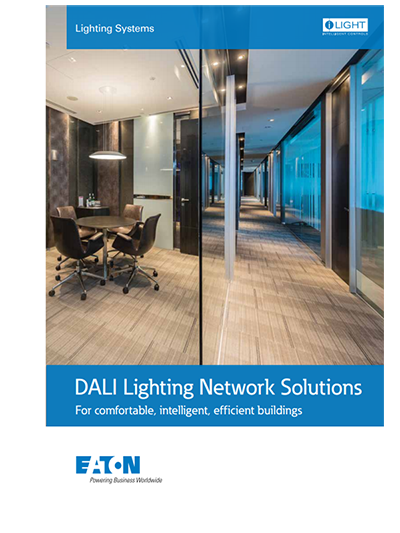 Ilight Dali Lighting Network Solutions 400x533px