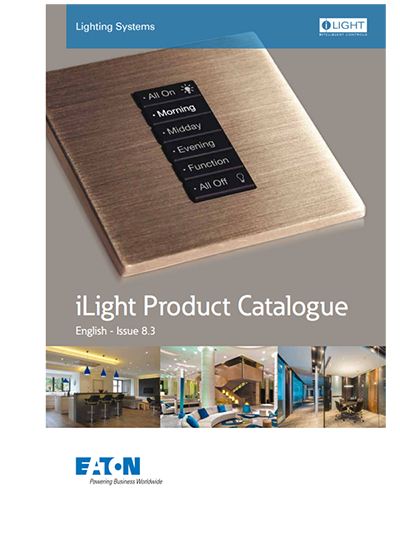 Ilight Product Catalogue 400x533px
