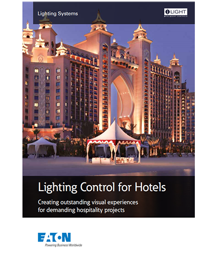 Ilight Lighting Control For Hotels 400x533px